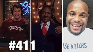 #411 WHAT THE POLLS GET WRONG! | Daniel Cormier and Eric Nimmer Guest | Louder With Crowder