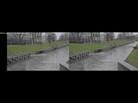 Gyroflow update 03-02-2021 | DSLR + 35mm prime | Uncorrected rolling shutter