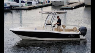 2020 Scout 195 Sportfish For S…