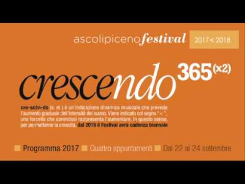 Crescendo - Festival Internazionale di Musica di Ascoli Piceno