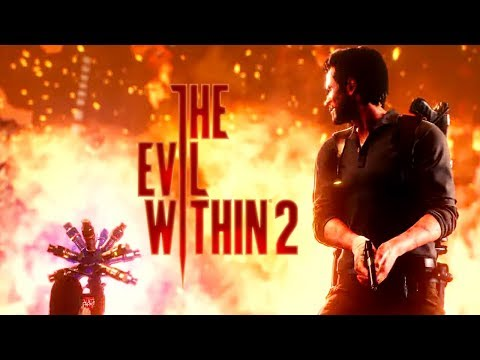 THE EVIL WITHIN 2 🈲 040: Flammendes INFERNO