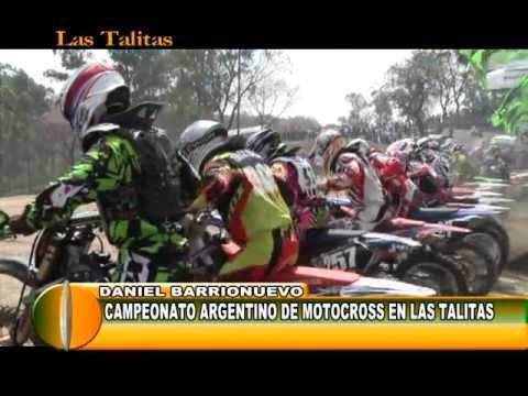 CAMPEONATO ARGENTINO DE MOTOCROSS EN LAS TALITAS.mpg