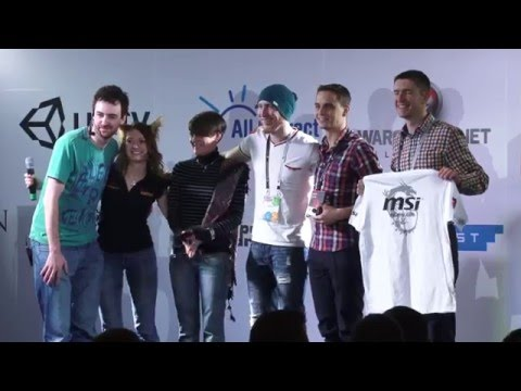 DevGAMM Awards (Minsk 2015)