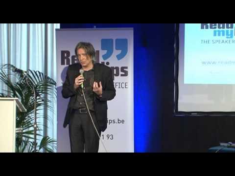 Mediadebat De Naakte Journalist - Walter Van Steenbrugge - Boekenbeurs 2012