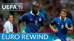 EURO 2012 highlights: Italy 2-1 Germany