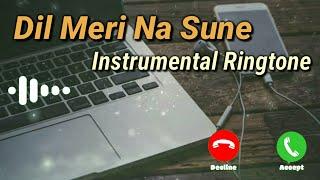 Dil Meri Na Sune Instrumental Ringtone || Piano cover ringtone