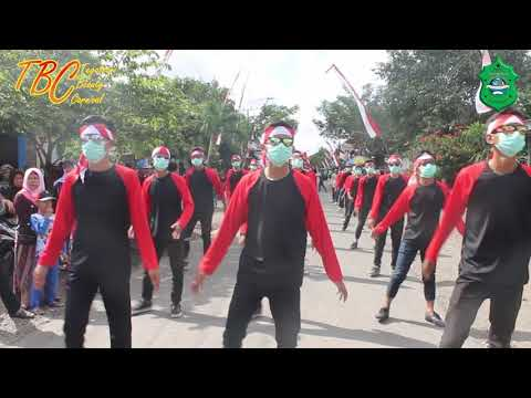 TBC{Tegalsari Beauty Carnival)  2017 MAU MAMBAUL HUDA KRASAK TEGALSARI - TBC 4