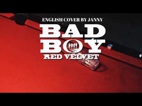 Red Velvet - Bad Boy   English Cover by JANNY