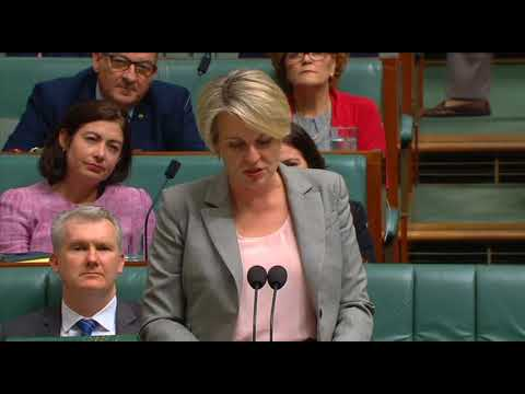 House Question Time 26 October 2017