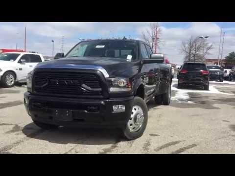 2018 Dodge Ram 3500 Cummins Diesel | Toronto, Mississauga, Brampton | Ontario Chrysler
