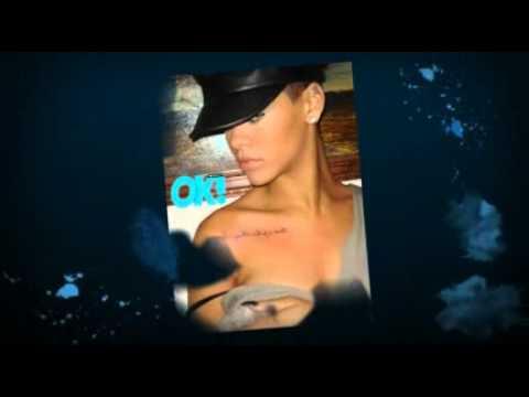 Rihanna's Popular Tattoos