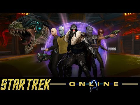 Star Trek Online (PC)   Arena of Sompek Run (No Commentary)