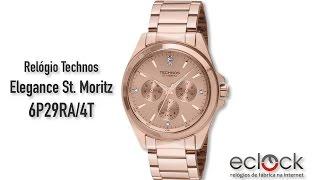 ac2fbd2ff8dfd Relógio Technos Feminino Elegance St. Moritz 6P29RA 4T - Eclock by Eclock  Relógios
