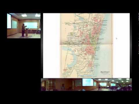 Changing Economic Landscape of Colonial Madras - Raman Mahadevan - 18 Apr 2012