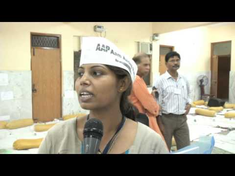 AAP MP Candidate Seema Chandravashi (Jharkhand , Chatra)