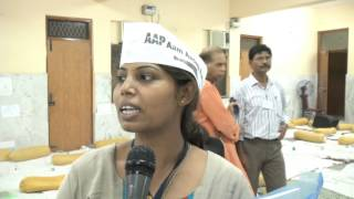 AAP MP Candidate Seema Chandravashi (Jharkhand , Chatra)