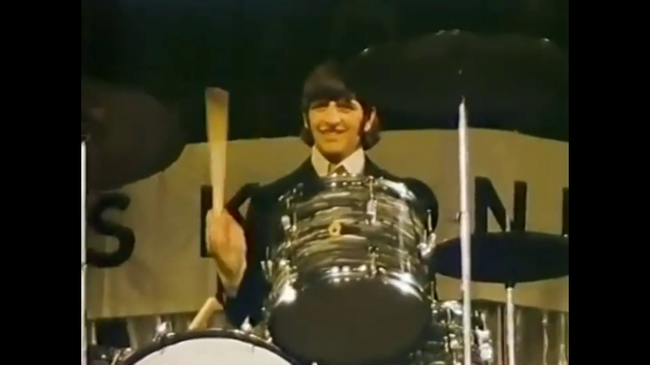 Is There Video Of Ringo Playing The End