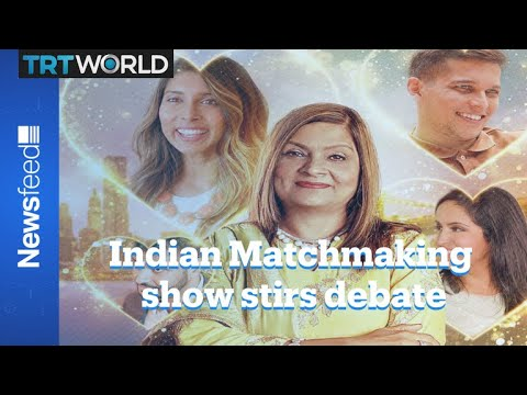 Indian matchmaking show stirs debate on social media