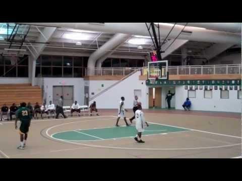 Cecil Community College vs Salem Community College Men's Basketball Part9 (11/6/12)