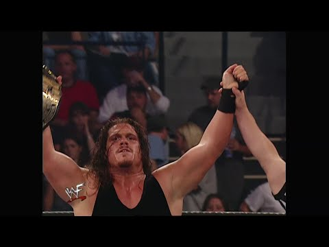Rhyno wins the WCW United States Championship