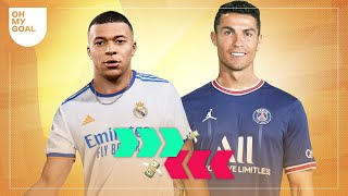 Why Mbappé's situation is blocking CR7's future   Let's Talk Transfers