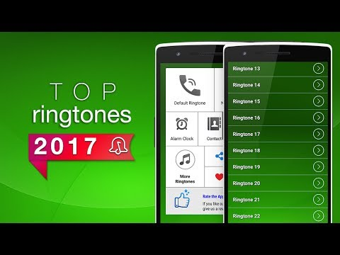 Top 10 ringtones    2017   with download links
