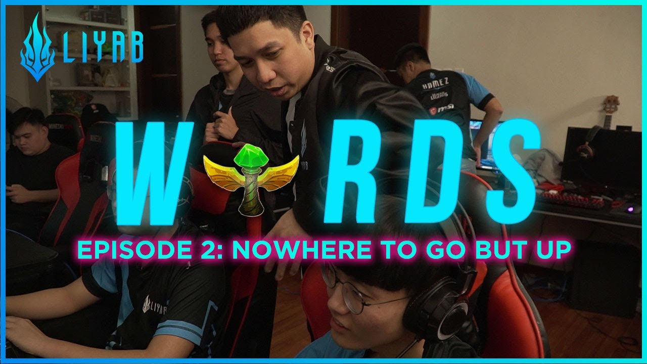 [WARDS-S2] Episode 2 - Nowhere To Go But Up