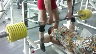 Людмила Тихончук Жим 110 кг