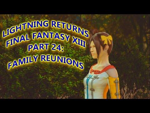 Lightning Returns: Final Fantasy XIII_Part 24: Family Reunions