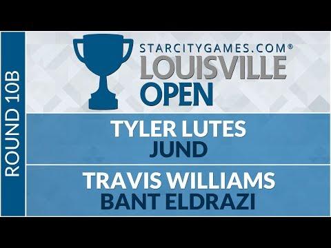 SCGKY - Round 10B - Tyler Lutes vs Travis Williams [Modern]