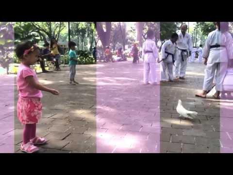 Taman Kita Mengulas Aneka Taman di Jakarta Yang Bisa Jadi Alternatif Rekreasi Keluarga #00TamanKita