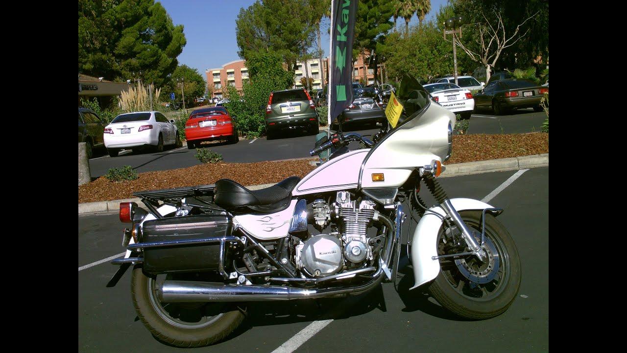 Contra Costa Powersports-Used 2001 Kawasaki KZ1000 Police motorcycle