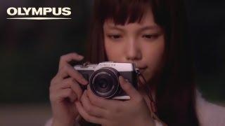 2013 New オリンパス PEN E-P5 / E-PL6 TVCM「私だけの瞬間」宮崎あおい.