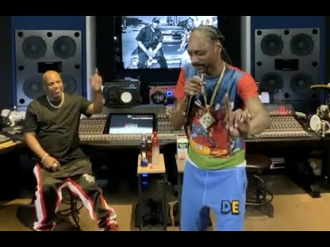 Snoop-Dogg-DMX-Freestyle-At-The-End-Of-Verzuz-Battle-🎤-Snoop-Goes-Off