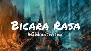 Download lagu Ariff Bahran & Sarah Suhairi - Bicara Rasa (Lirik)