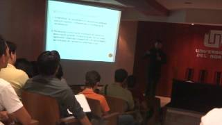 Ponencia de ITIL (Incident) en universidad del Norte