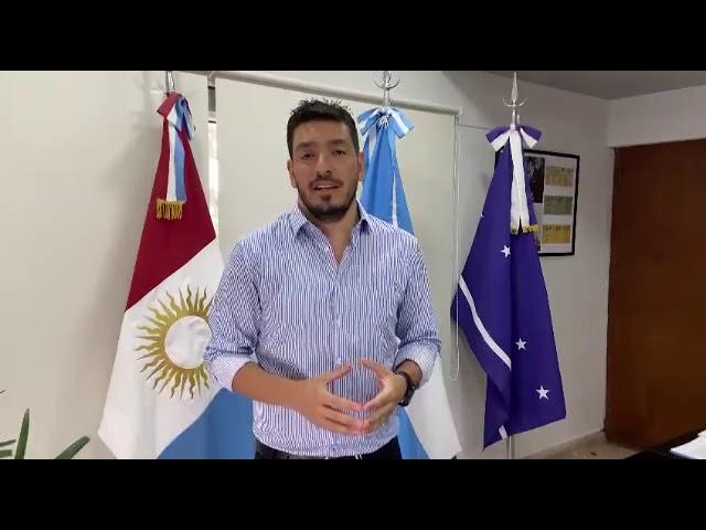 El intendente Ferrer anuncia nuevas flexibilizaciones