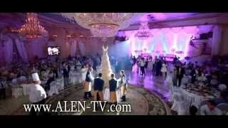 Шикарная Армянская свадьба в Москве Ведущий Алэн Сафарян(, 2015-02-27T09:13:13.000Z)