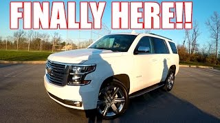 I CANT BELIEVE!! 2017 Tahoe has this much POWER!!