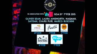 7th Annual W.O.A International Music Festival & India Tour Vh1 Advert