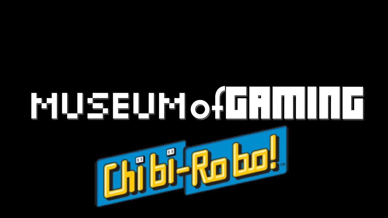 Download Museum of Gaming - Episode 2: Chibi-Robo!
