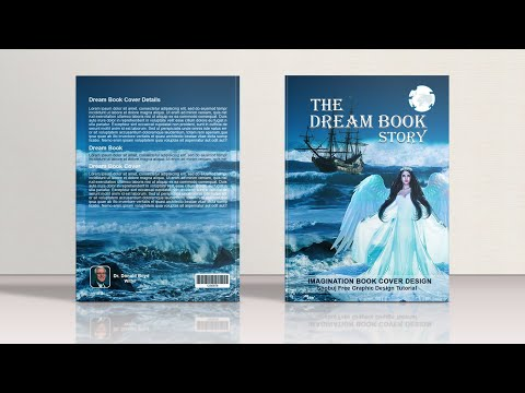 Professional Book Cover Design Photoshop Tutorial thumbnail
