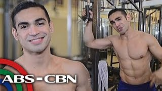Sports U: Super set workout with Carlos Agassi