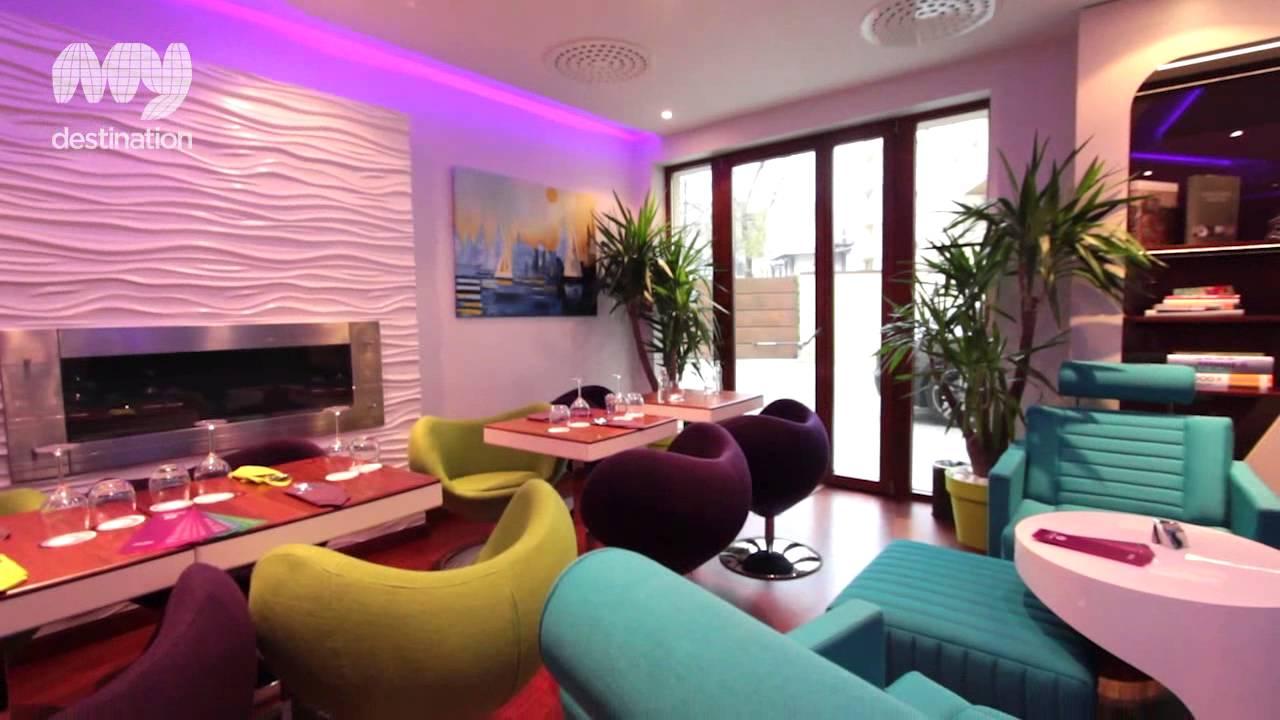 Metropolis design hotel sp z o o ska youtube for 8 design hotel