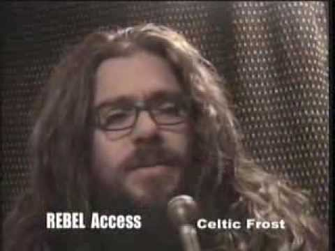 Rebel Access tv interviews Celtic Frost