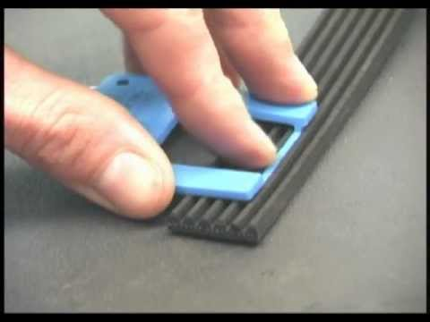 How To Test Belt Wear With Dayco Awearness Tool Video