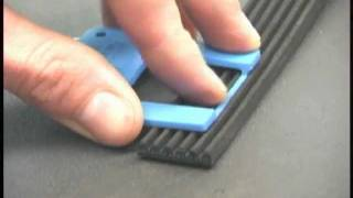How To Test Belt Wear with Dayco AWEARness Tool Video - Pep Boys