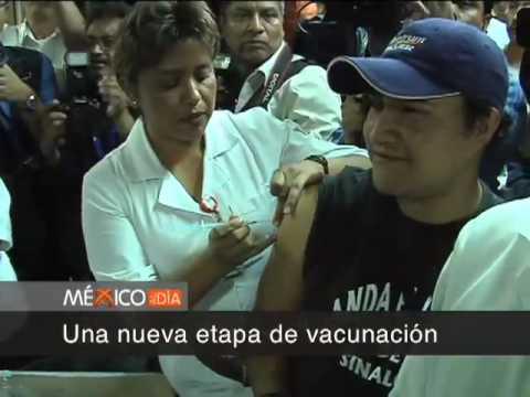 Recorre El Secretario De Salud Módulos De Aplicación De Vacunación Contra Influenza