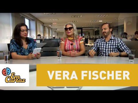 Em Cartaz: Vera Fischer