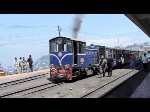 Darjeeling Himalayan Railway - a UNESCO World Heritage Site